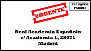 Carta urgente