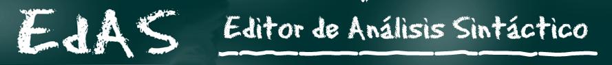 Editor de Análisis Sintáctico